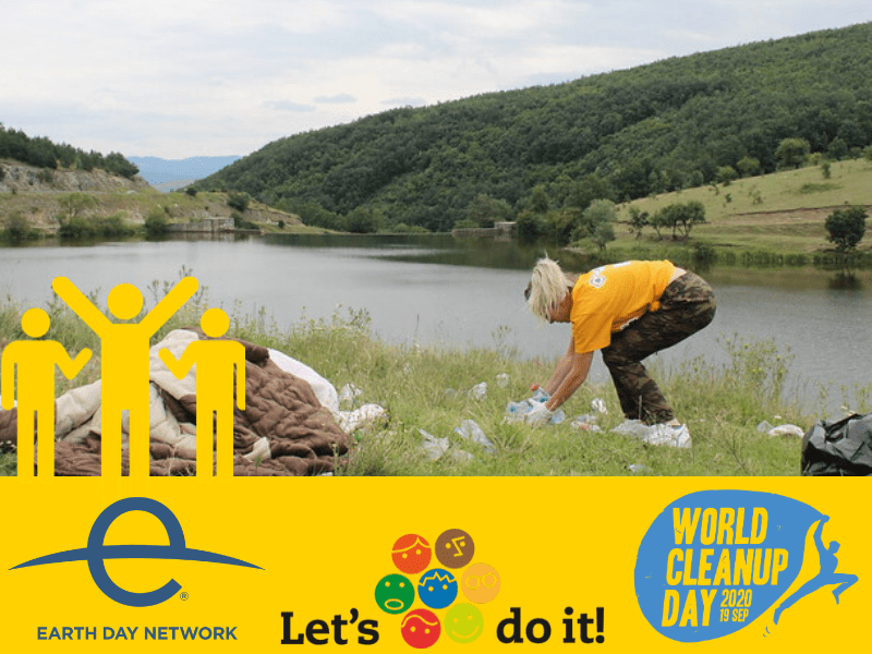 Alianza Let's Do It World y Earth Day